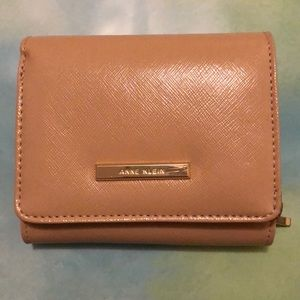 NWOT ANNE KLEIN WALLET- Pockets for days!